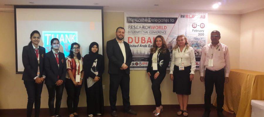 academic international conferences